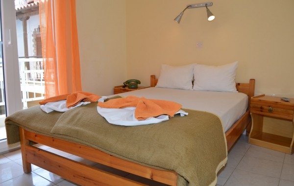 Double room – double bed