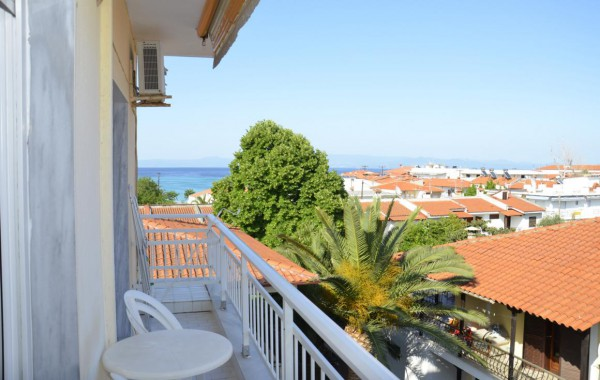 80 meters from the beach
